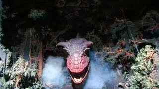 Download DINOSAUR front seat on-ride HD POV Disney's Animal Kingdom Video