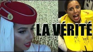 Download Hôtesse EMIRATES, je vous dis TOUTE LA VÉRITÉ ! Video
