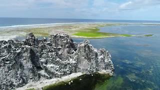 Download Clipperton Island from above - Aerial Video of Ile de la Passion Video