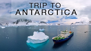 Download Video about AirPano's trip to Antarctica Video