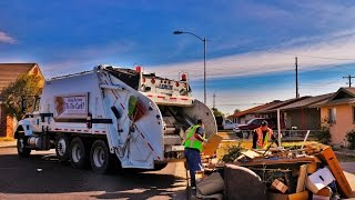 Download City of Mesa Collects Bulky Waste - International Leach RL Video