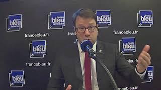 Download Loïg Chesnais-Girard, président du conseil régional de Bretagne Video
