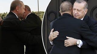 Download Trump kıskanacak! İlham Aliyev'den dünya lideri Erdoğan'a sıcak karşılama! Video