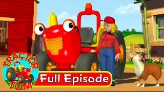 Download Tractor Tom - 25 Tom's Busy Day (full episode - English) Video