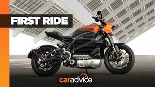 Download 2020 Harley-Davidson LiveWire review Video