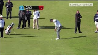 Download 159ft (53 yards) - monster putt by Michael Phelps Video