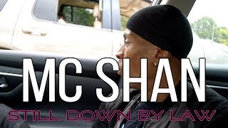 Download MC SHAN TALKS THE RED KANGOL BEEF WITH LL COOL J, KRS-1 BATTLE & HIT RECORD INFORMER Video
