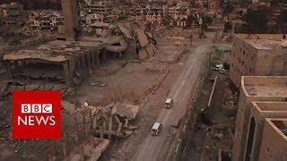 Download Fall of Raqqa: The secret deal - BBC News Video
