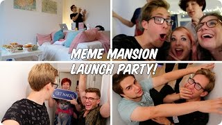 Download YouTuber Flat Warming Party! Welcome to the Meme Mansion! | Evan Edinger Travel Video