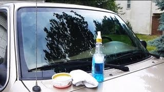 Download How to Super Clean your Windshield Video