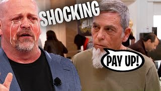 Download The Worst Scam in Pawn Stars History *RICK IS SCREWED* Video