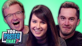 Download CaptainSparklez, Mini Ladd, and OMGItsFirefoxx | You Posted That? Video