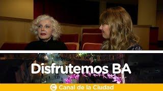 Download Entrevista Ana María Corres, Malena Solda y Luciano Larocca y más en Disfrutemos BA Video
