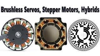 Download Precision motion control: ODrive Servo? Trinamic Stepper? Chinese Hybrid? Video