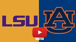 Download LSU vs Auburn Week 3 Full Game Highlights (HD) Video