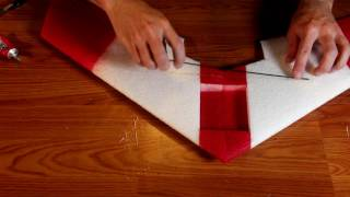 Download Sphinx 27″ flying wing build tutorial Video