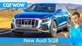 Download New Audi SQ8 2020 - see why it could be the greatest Audi SUV EVER! Video