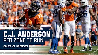 Download Trevor Siemian's Bullet Pass to Taylor Leads to C.J. Anderson's TD! | Colts vs. Broncos | NFL Video