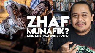 Download #ZHAFVLOG - DAY 310/365 - Zhaf Munafik? Munafik 2 Movie Review | Syamsul Yusof Nasir Bilal Khan Video