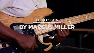 Download THE LESSON BY MARCUS MILLER : How to improvise a solo Video