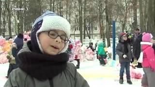 Download У Рівному триває конкурс ″Зимова фортеця″ Video