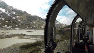 Download Bernina Express video guide, Milan to Zurich Video