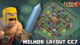 Download MELHOR LAYOUT CASA DO CONSTRUTOR NIVEL 6 - CLASH OF CLANS Video