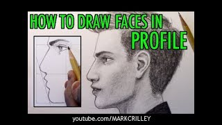 Download How to Draw Faces in Profile Video