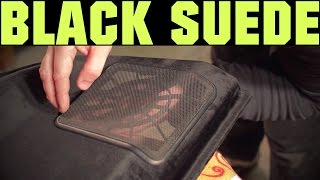 Download E36 Custom Interior - Black Suede Headliner, Pillars & Shelf - PART 1 Video