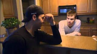 Download Oil Change- Taylor Hall and Jordan Eberle's apartment Video