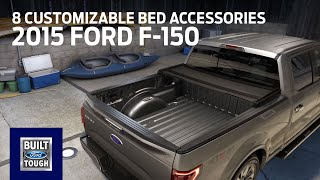 Download 8 Customizable Bed Accessories to Equip Your 2015 Ford F-150 | Accessories | Ford Video