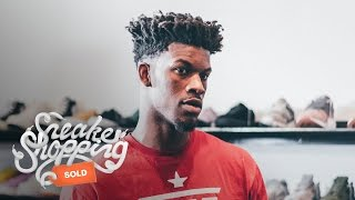 Download Jimmy Butler Goes Sneaker Shopping with Complex Video