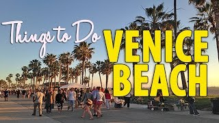 Download REASONS TO LOVE VENICE BEACH, CA ♥ Los Angeles Travel Guide Video