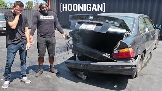Download I WRECKED HOONIGAN'S E36... Video