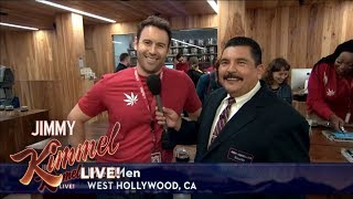 Download Guillermo Live at a Legal Pot Shop in West Hollywood Video