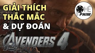 Download Infinity War - GIẢI THÍCH THẮC MẮC & DỰ ĐOÁN AVENGERS PHẦN 4 Video