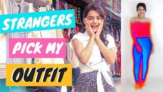 Download I Let Strangers Pick My Outfit At Colaba Causeway | Dhwani Bhatt Video