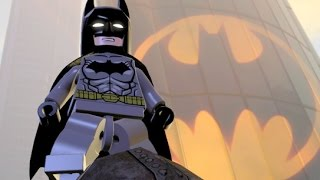 Download LEGO Dimensions - DC Comics Adventure World - All Restorations and Races Completed Video