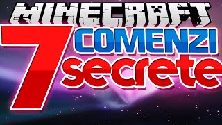 Download Top 7 Comenzi Secrete in Minecraft ! Video