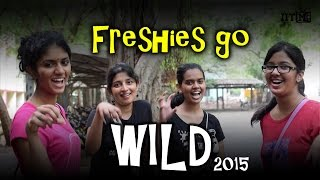 Download Freshies Go Wild @ IIT Madras 2015 || What does the Fox Say Video