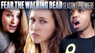 Download Fear The Walking Dead: Season 1 Episode 1 - Fan Reaction Compilation! Video