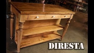 Download DiResta kitchen Island Video