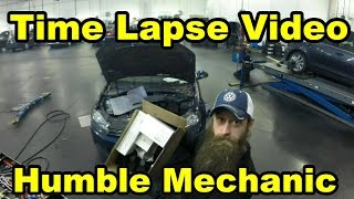 Download What A Day As A Mechanic Looks Like ~Time Lapse Video Video