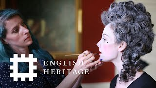 Download Georgian Makeup Tutorial | History Inspired | Feat. Amber Butchart and Rebecca Butterworth Video