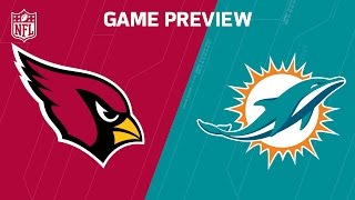 Download Cardinals vs. Dolphins (Week 14 Preview) | Move the Sticks on NFL Now | NFL Video