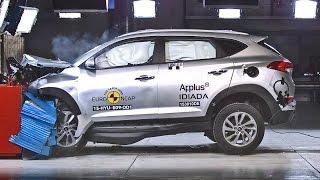 Download 2016 Hyundai Tucson ► Crash Tests Video