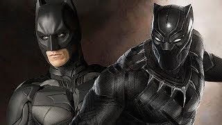 Download The Dark Knight (Black Panther Style!) Video