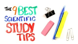 Download The 9 BEST Scientific Study Tips Video
