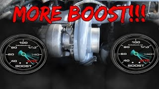 Download How to UP the BOOST on your CUMMINS! Video