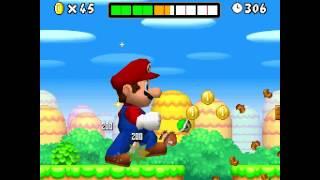 Download New Super Mario Bros. DS in 4K HD Video